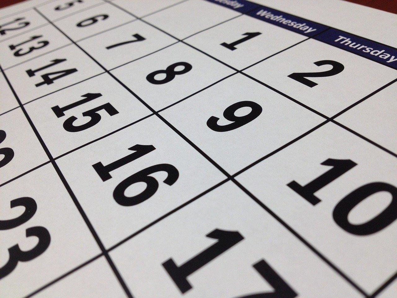 backward scheduling